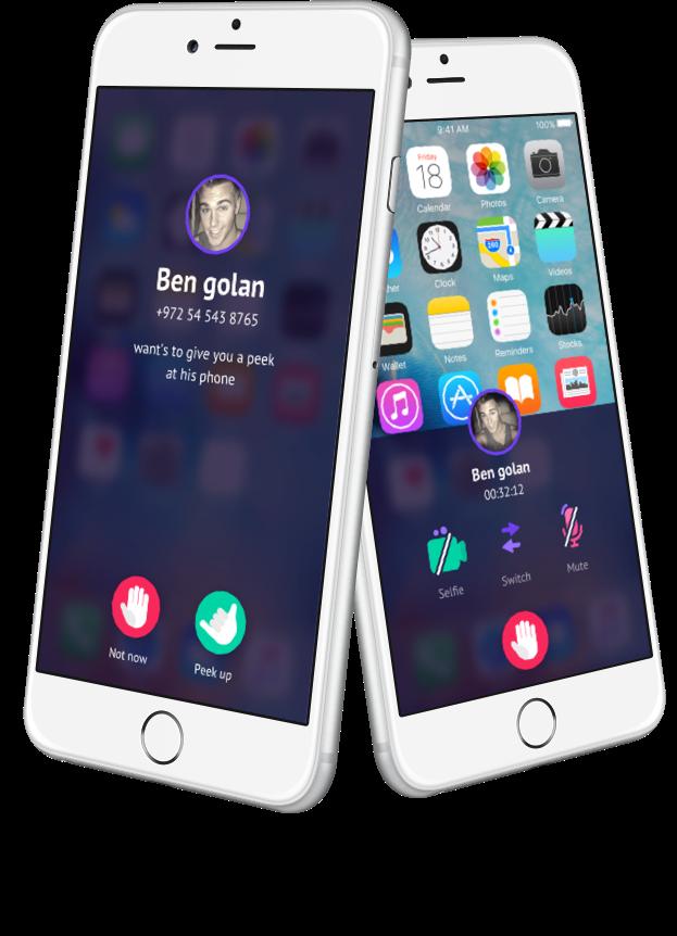 האפליקציה מאופיינת ומעוצבת למשתמשים צעירים שמאוד התלהבו מהאפשרויות השונות שפתחנו בפניהם